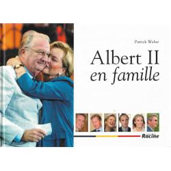 Albert II en famille
