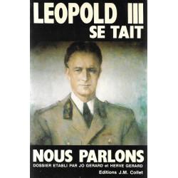 LEOPOLD III se tait - Nous...