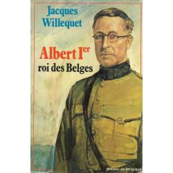 Albert 1er roi des Belges