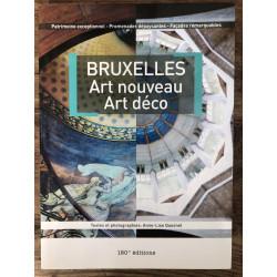 Bruxelles Art nouveau Art déco
